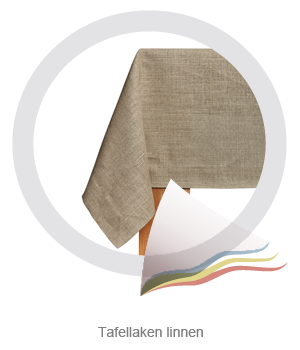 Tafellakens linnen