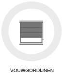 product-type vouwgordijnen