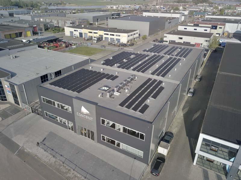 Duurzame energie aan de Kikkertweg 78 Wormervver
